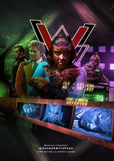 Vengeance on varos dvd