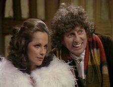 El Doctor con Romana