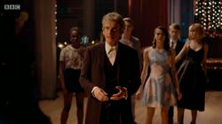 Duodécimo Doctor habla con Corakinus - For Tonight We Might Die