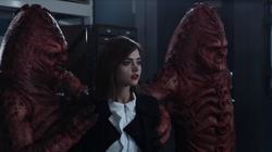 The Zygon Inversion - Clara retenida por Zygons