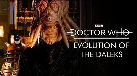 Doctor Who 'Evolution of the Daleks' - TV Trailer