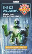 The Ice Warriors VHS Australian cover