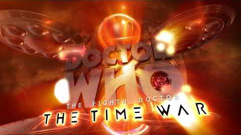 THE EIGHTH DOCTOR - THE TIME WAR SERIES 01