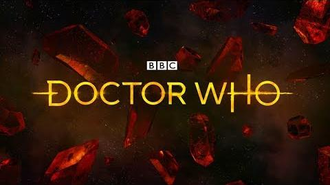 The NEW Doctor Who Logo Doctor Who BBC-0
