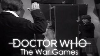 Doctor Who Jamie and Zoe leave - The War Games