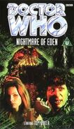 Nightmare of eden uk vhs