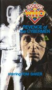 Revenge of the cybermen third rerelease uk vhs