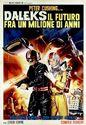 Daleks' Invasion Earth 2150 A.D. Italian
