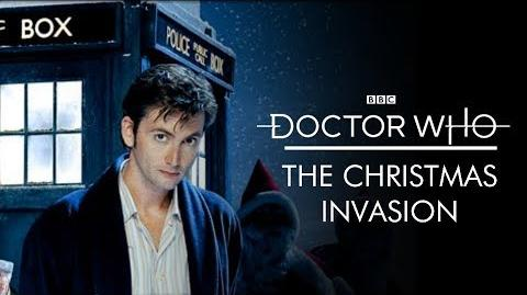 Doctor Who 'The Christmas Invasion' - TV Trailer
