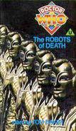 Robots of death uk vhs