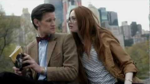 Doctor Who 'The Angels Take Manhattan' teaser two - Series 7 2012 Episode 5 - BBC One