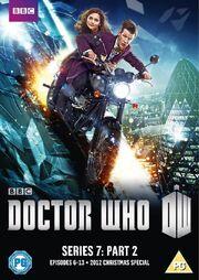 Series 7b UK DVD Cover