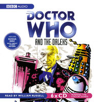 Doctor Who and the Daleks AUDIO