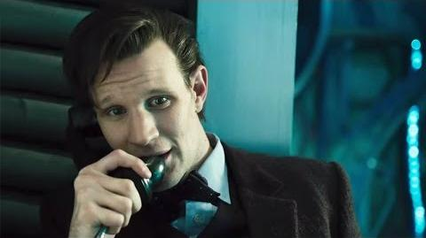A Phonecall From The Eleventh Doctor Deep Breath Doctor Who BBC