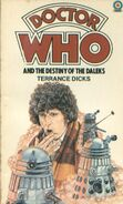 Destiny of The Daleks novel