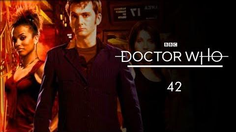 Doctor Who '42' - TV Trailer