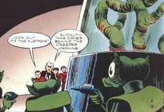 The Klepton Parasites