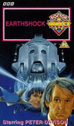 Earthshock uk vhs