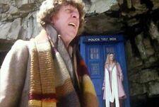 El Doctor llega a Skaro