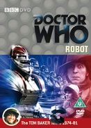 Robot DVD Cover