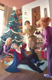3 The Christmas Inversion - Рождественское недоразумение
