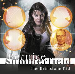 Brimstone Kid, The cover