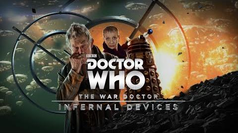 Doctor Who- The War Doctor - Infernal Devices