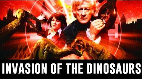 Doctor Who 'Invasion of the Dinosaurs' - Teaser Trailer