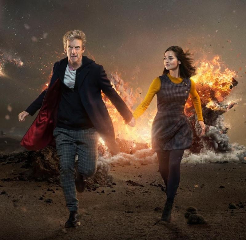 Resultado de imagen para Doctor Who temporada 9 y 10;