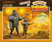 Enemies of Doctor Who jigsaw Giant Robots