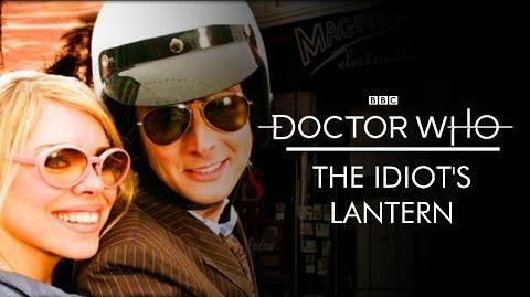 Doctor Who 'The Idiot's Lantern' - TV Trailer