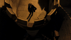 Heaven Sent - El Doctor en la torre