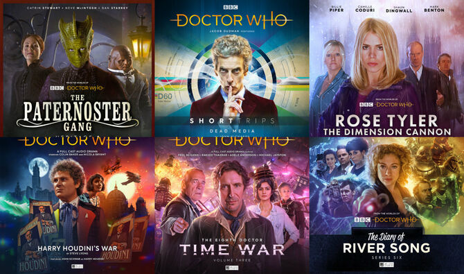 Doctor Who Big Finish Rapidshare