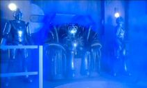 Cyber throne