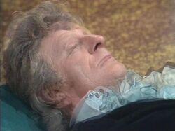 Tercer Doctor se regenera