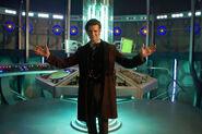 Новый интерьер ТАРДИС и Доктор