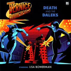 Death and the Daleks cover