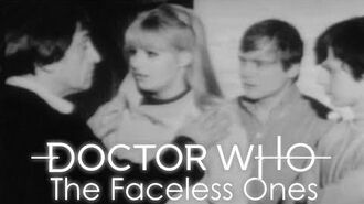 Doctor Who Ben and Polly leave - The Faceless Ones