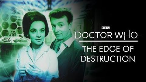 Doctor Who 'The Edge of Destruction' - Teaser Trailer
