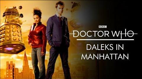 Doctor Who 'Daleks in Manhattan' - TV Trailer