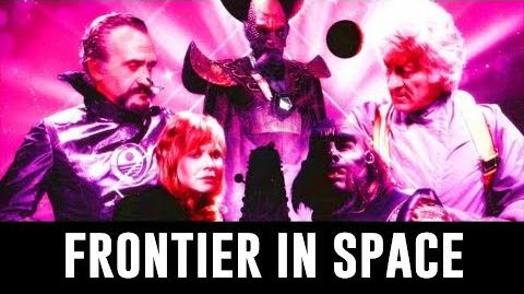 Doctor Who 'Frontier in Space' - Teaser Trailer