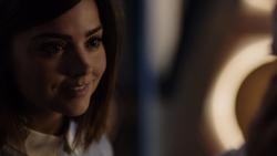 Heaven Sent - Clara aparece ante el Doctor