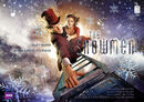Doctor Who The Snowmen poster