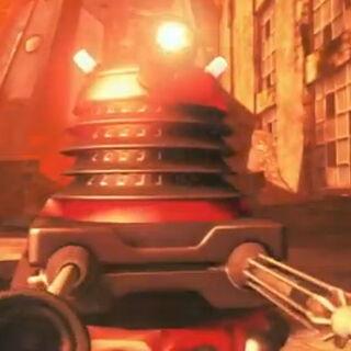 Por supuesto ellos no podian faltar....los Dalek.