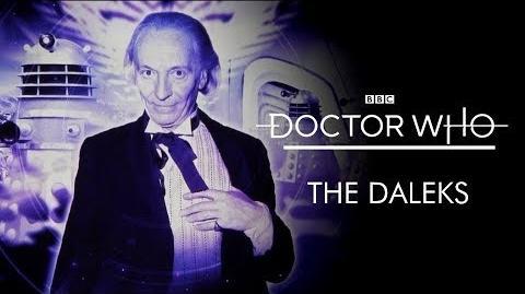 Doctor Who 'The Daleks' - Teaser Trailer
