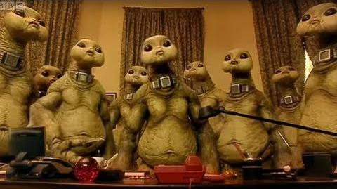 A Missile to Stop the Slitheen - World War Three - Doctor Who