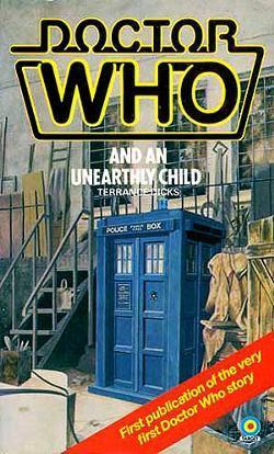 250px-Doctor Who and an Unearthly Child