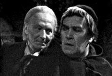 Primer Doctor contra el Monje - The Time Meddler