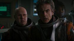 El Doctor ciego en Chasm Forge