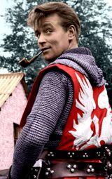 William Russell Sir Lancelot